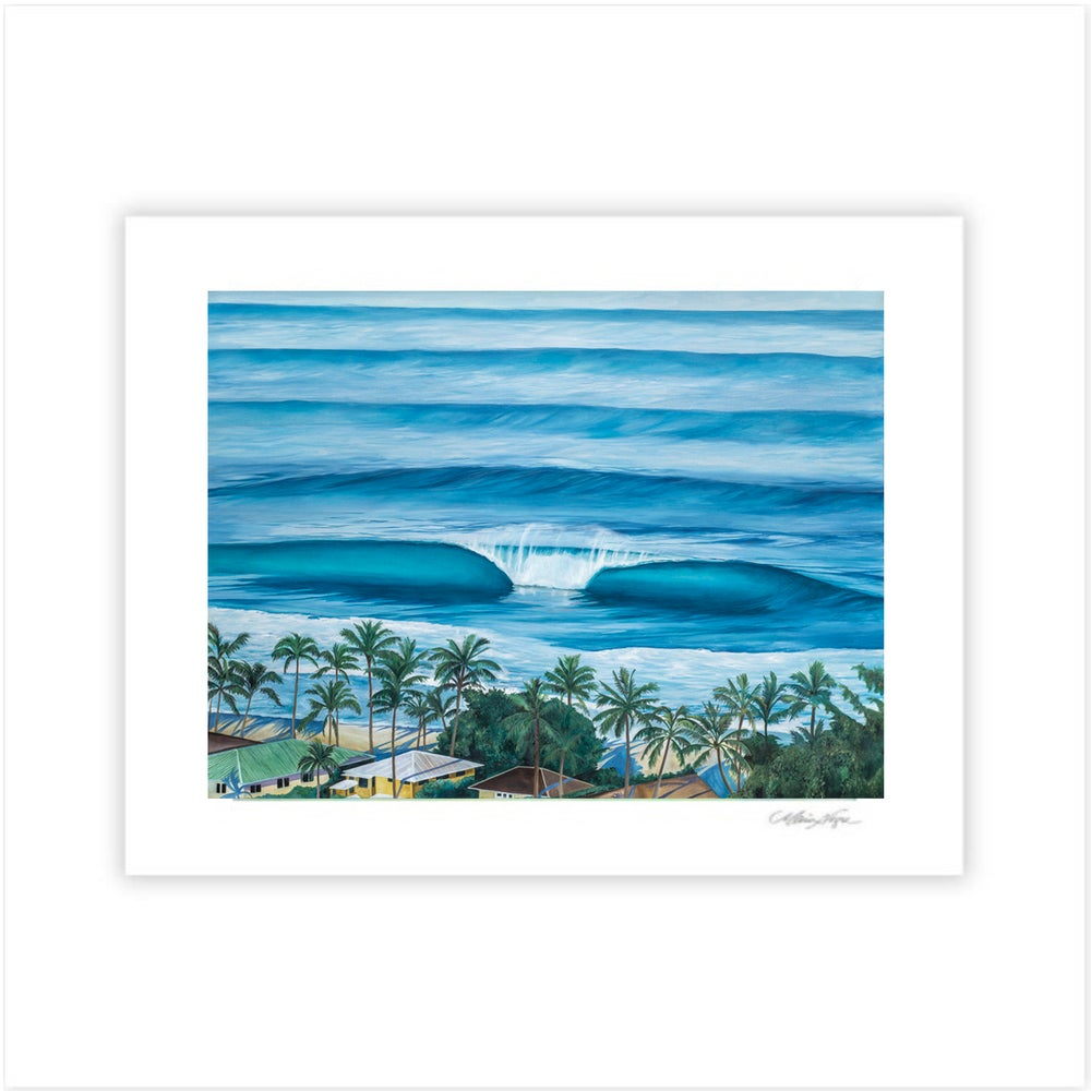 Image of Pipeline Archival Paper Print
