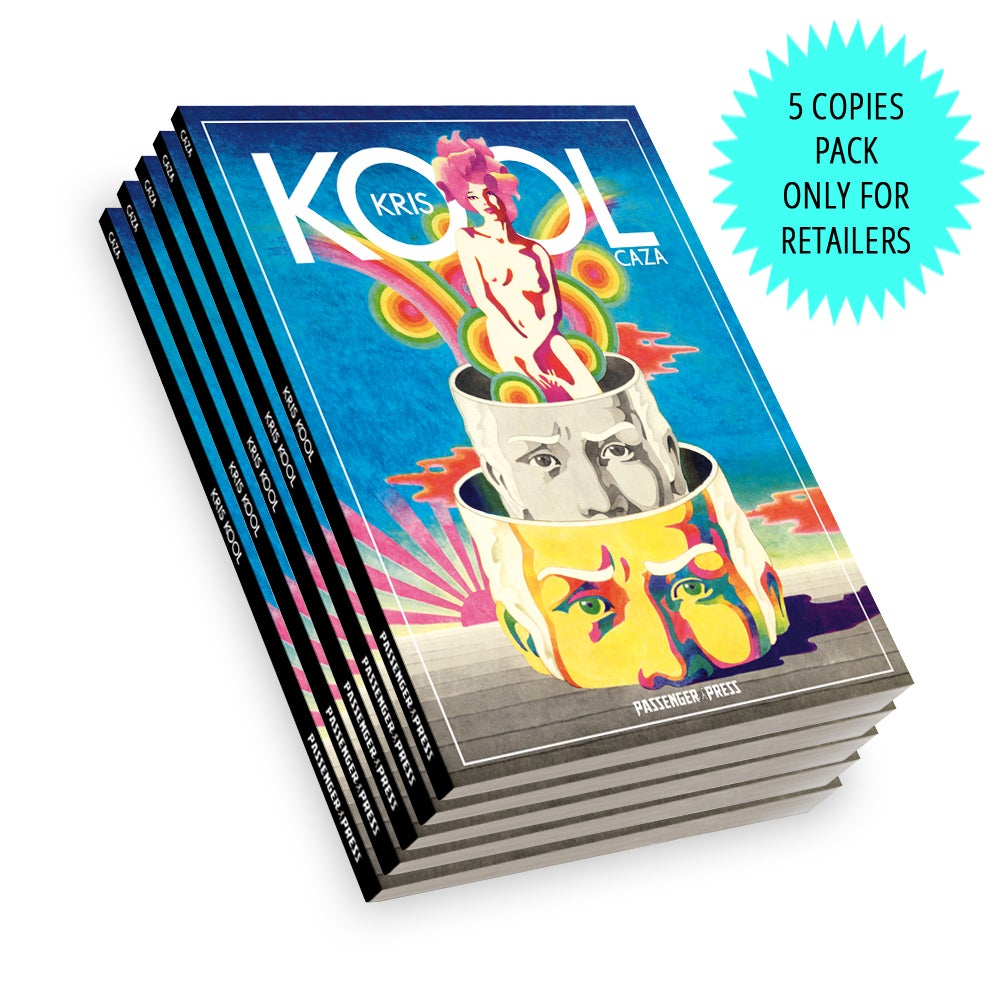 KKPack v2 - 5 copies of KRIS KOOL (English language edition) ONLY FOR RETAILERS