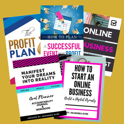 Image of Business Bundle ($217 VALUE)