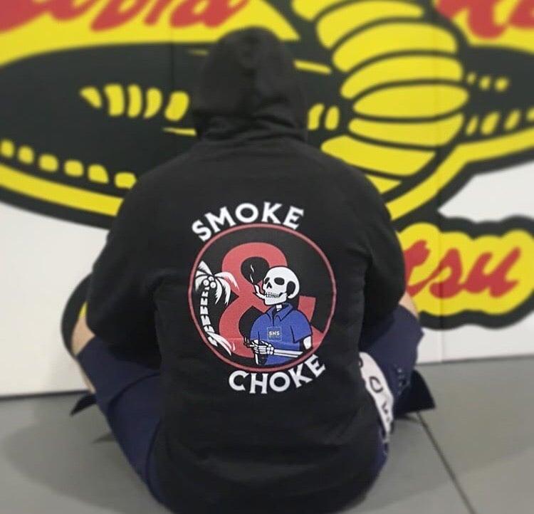 Image of Smoke & Choke Hoodie