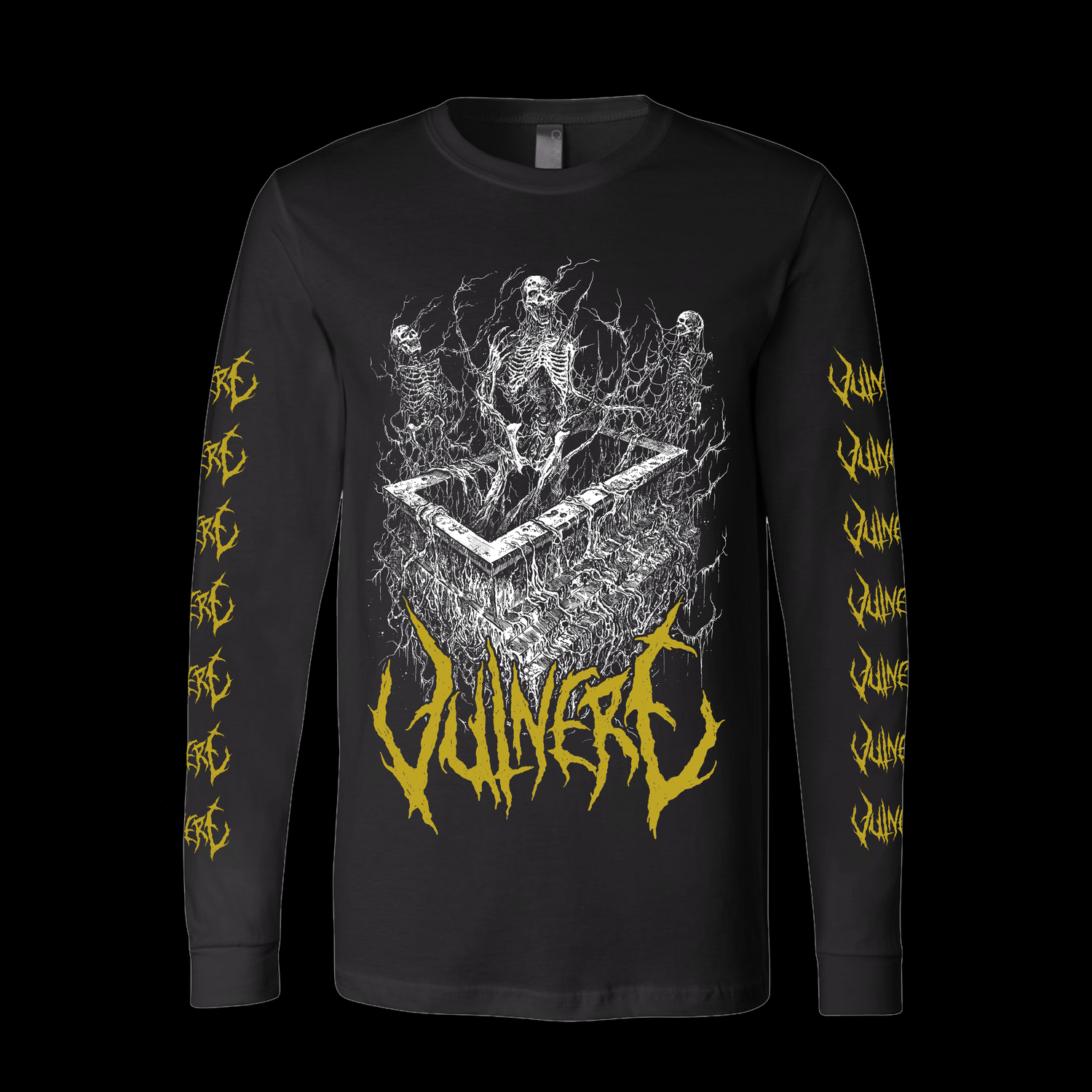 Image of Vulnere Grave Long Sleeve T-Shirt
