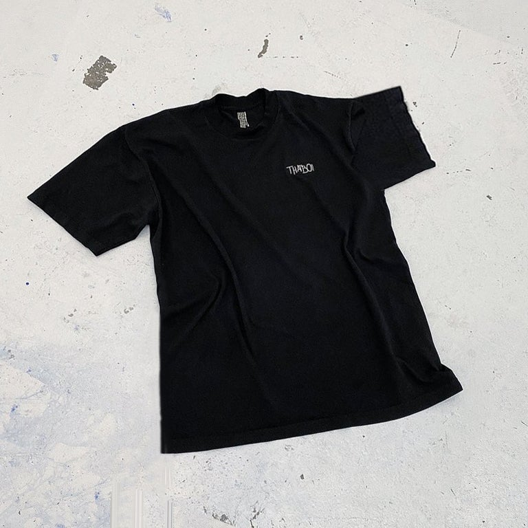 Image of THATBOII - classic tee black