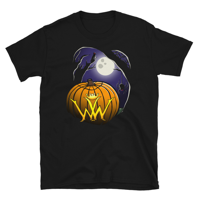 Image of Wiked Wood Hallows Eve T-Shirt