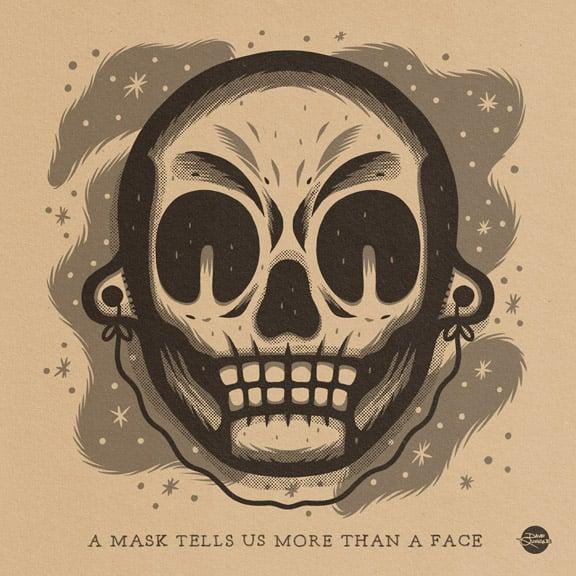 Image of Mask (2020) - Print