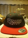 Damien Quinn Snap Back Hat