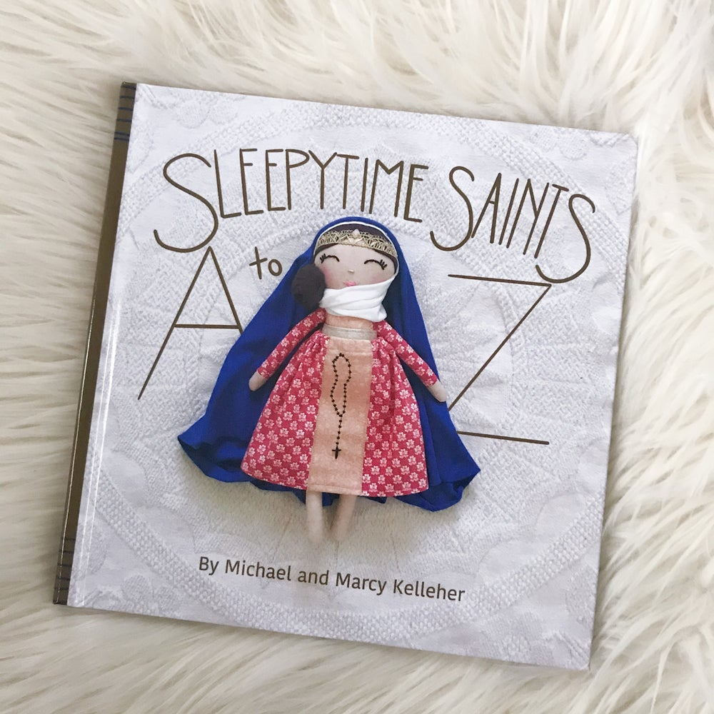 Image of Hardcover Sleepytime Saints A to Z