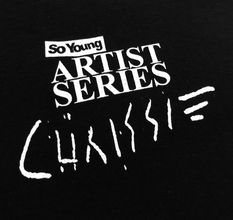 Image of Chrissie Hynde Artist Series T-Shirt PRE ORDER
