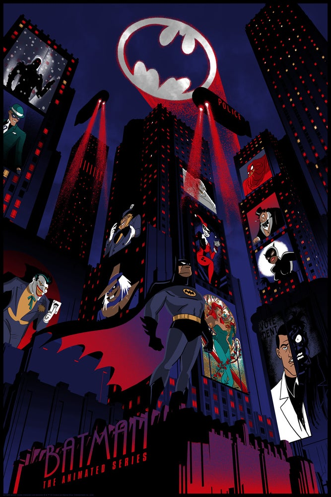 Image of Batman: The Animated Series  variant