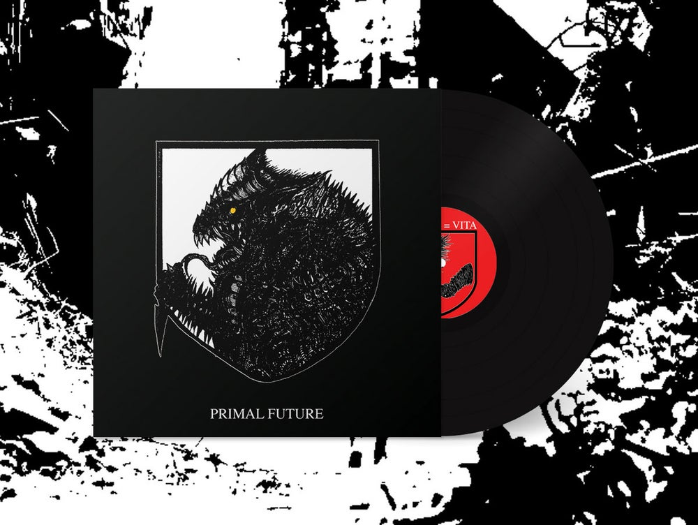 Image of INTOLERANT-PRIMAL FUTURE (LP black)