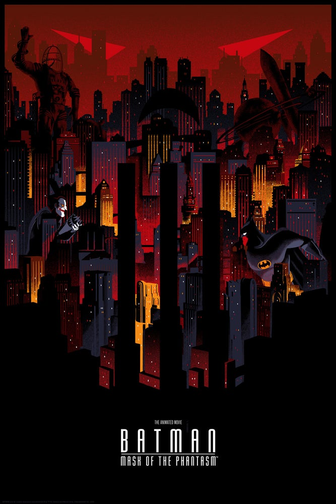 Image of Batman - Rise of the Phantasm