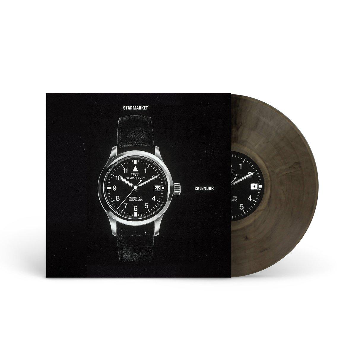 Image of Starmarket - Calendar LP -> PRE ORDER