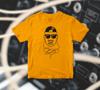 T-Shirt Radio Last Floor (Gold)