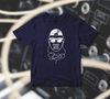 T-Shirt Radio Last Floor (Blue Navy)