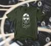 T-Shirt Radio Last Floor (Military Green)