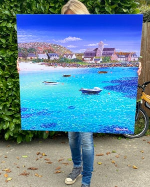 Image of Iona giclee print ALL SIZES