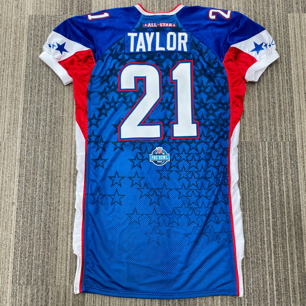 Image of Sean Taylor Pro Cut 2008 Pro Bowl Reebok Jersey