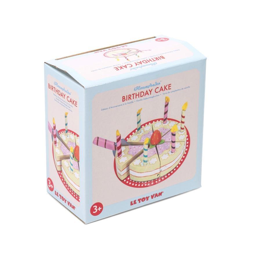 Image of Vanilla Birthday Cake