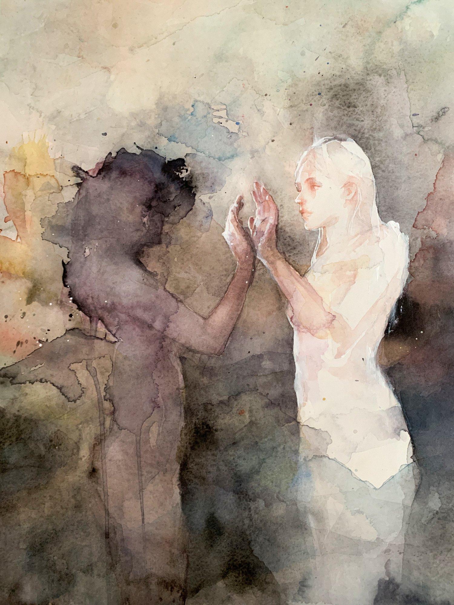 Agnes-Cecile dualism