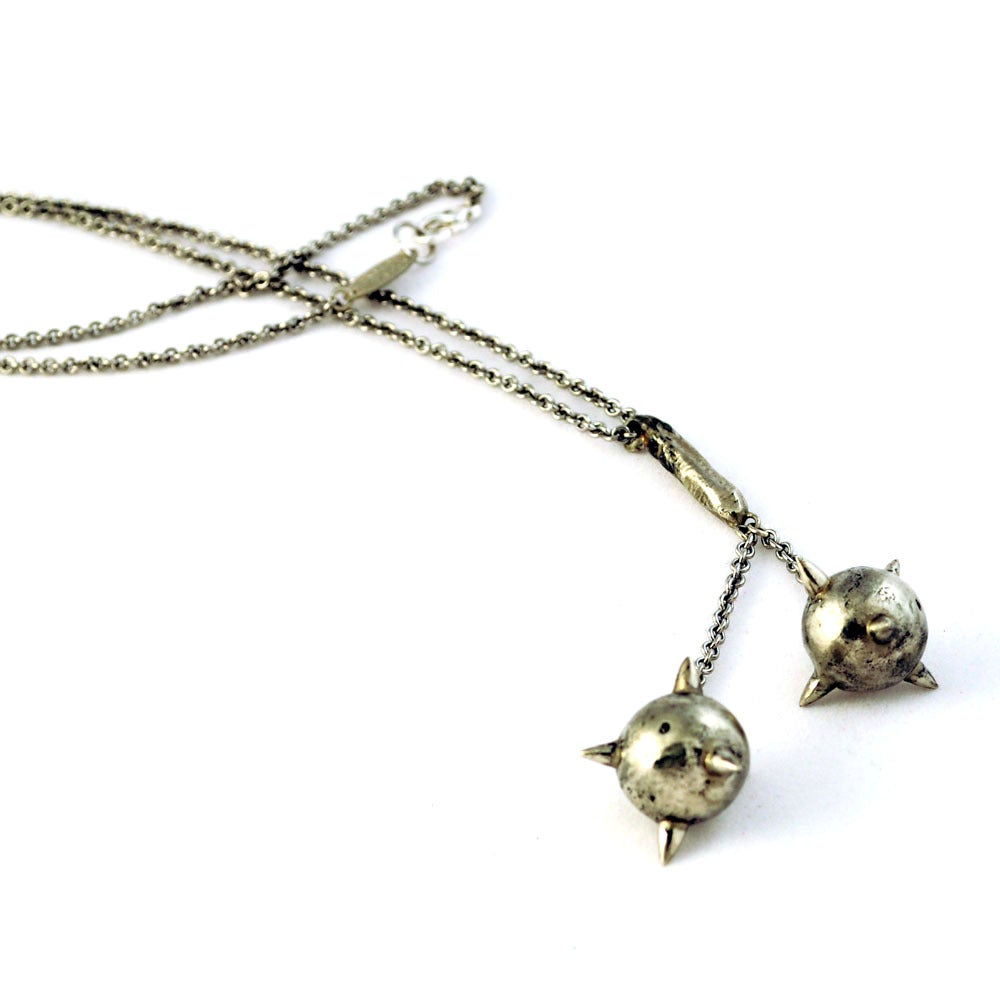 Image of Mace Necklace