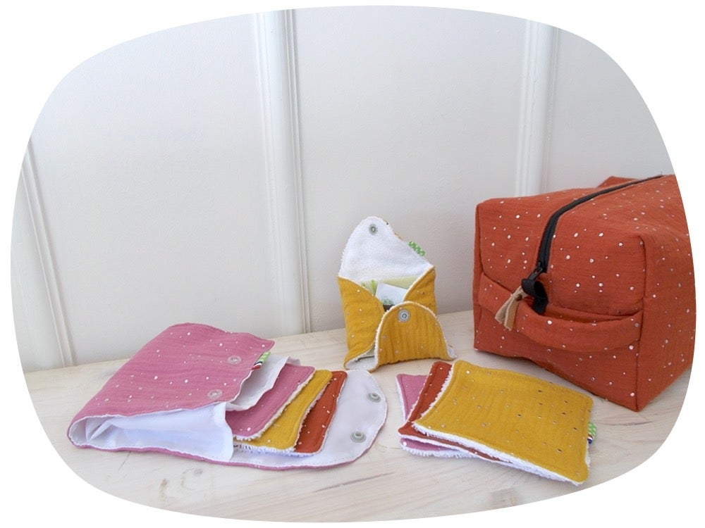 Image of .Grande trousse de toilette