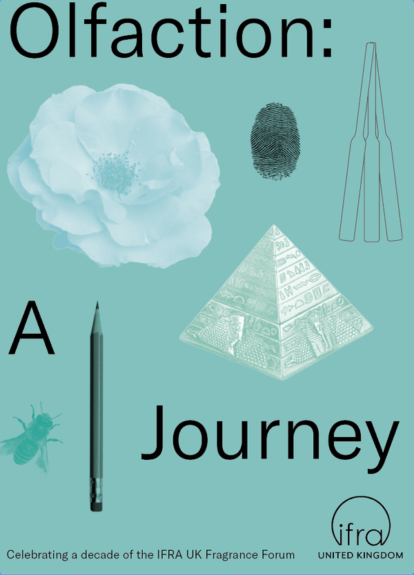Image of IFRA UK Anniversary Book - Olfaction: A Journey