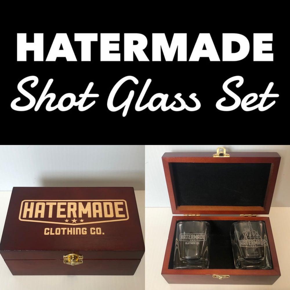 Image of Hatermade Shot Glass Set
