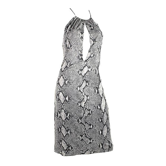 Image of Gucci by Tom Ford Python Dress