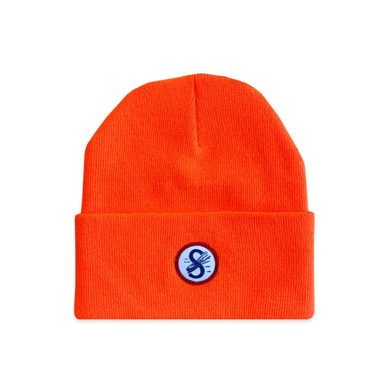Image of Dockmaster Beanie - Orange