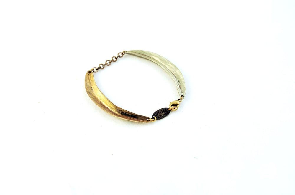 Image of Double Arc Bracelet