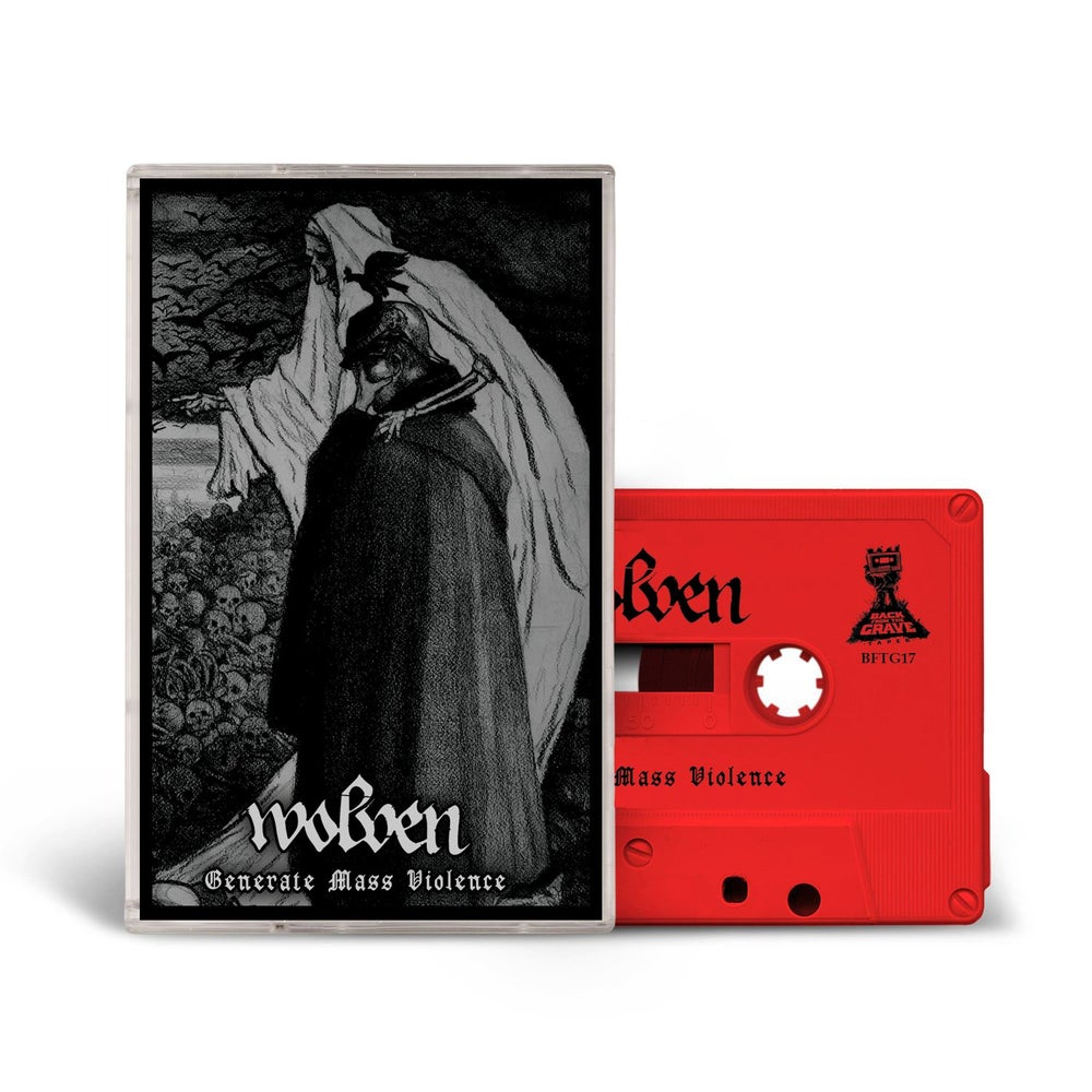 Wolven - Generate Mass Violence [Tape]