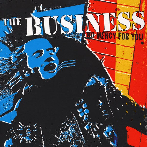 Image of The Business - No Mercy for You LP