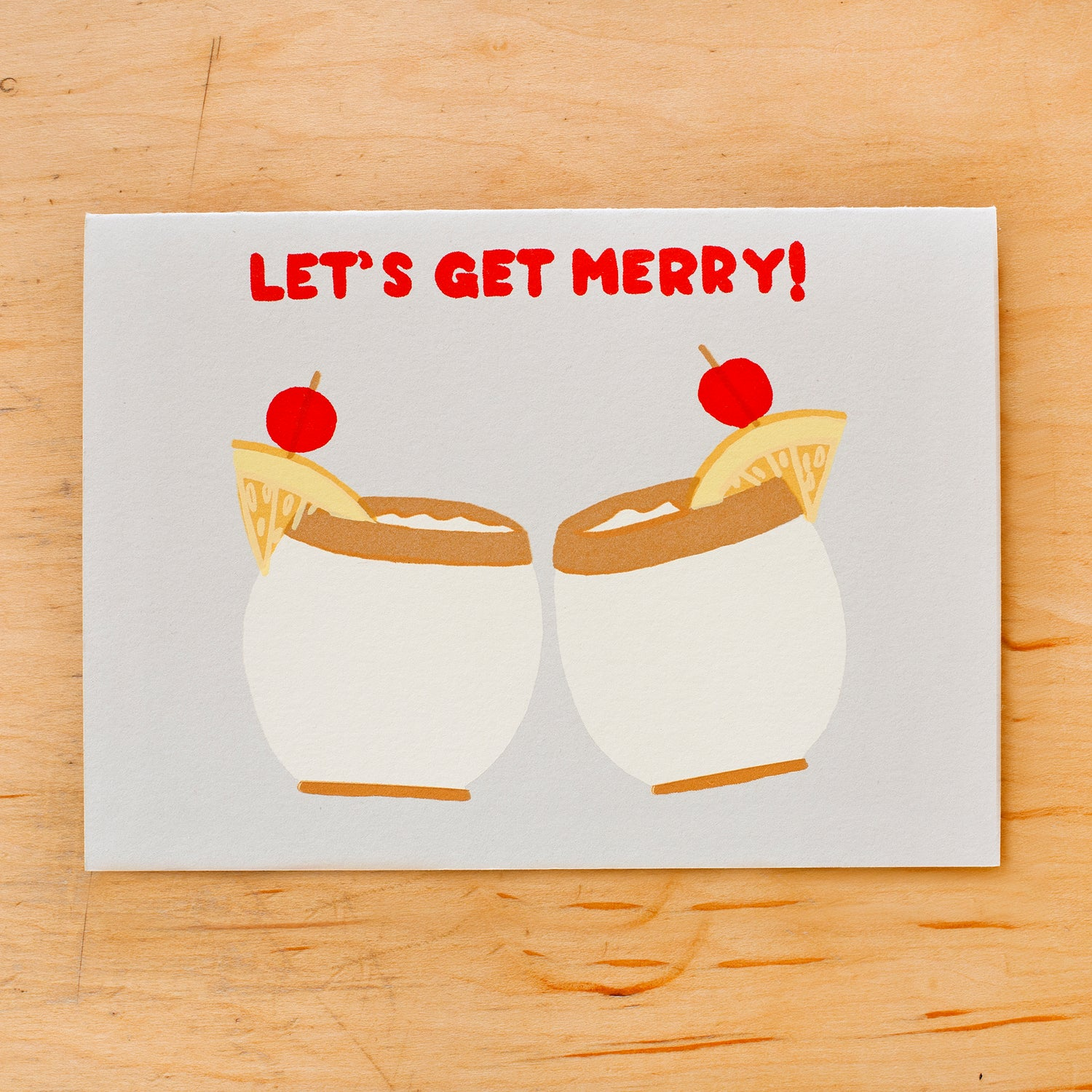 Image of Let's Get Merry