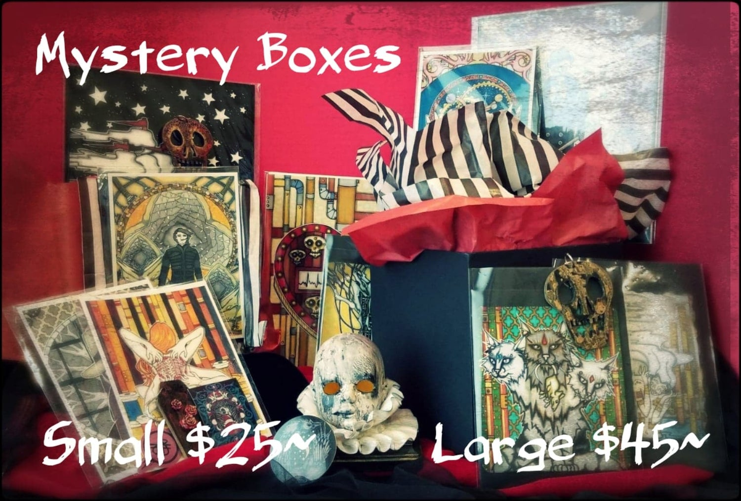 Image of Mystery Boxes