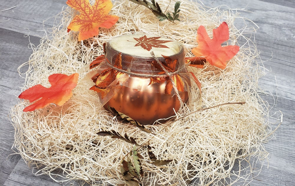 Image of PUMPKIN OUD SOY CANDLE