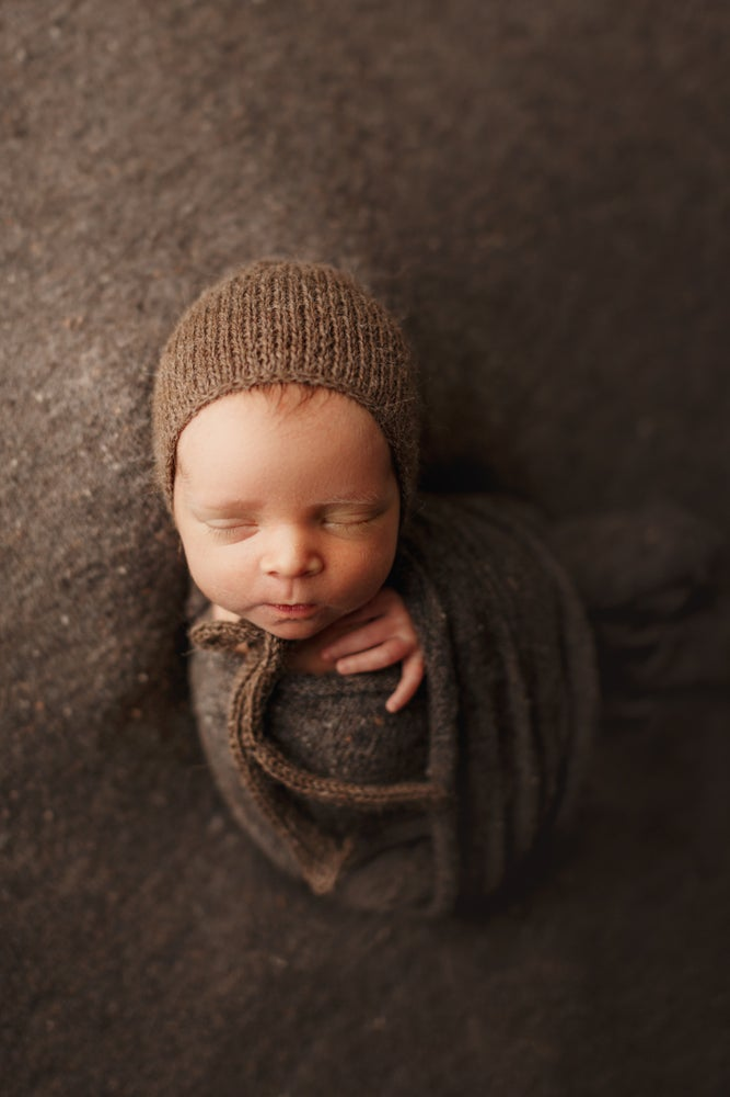 Image of Katt Newborn Bonnet