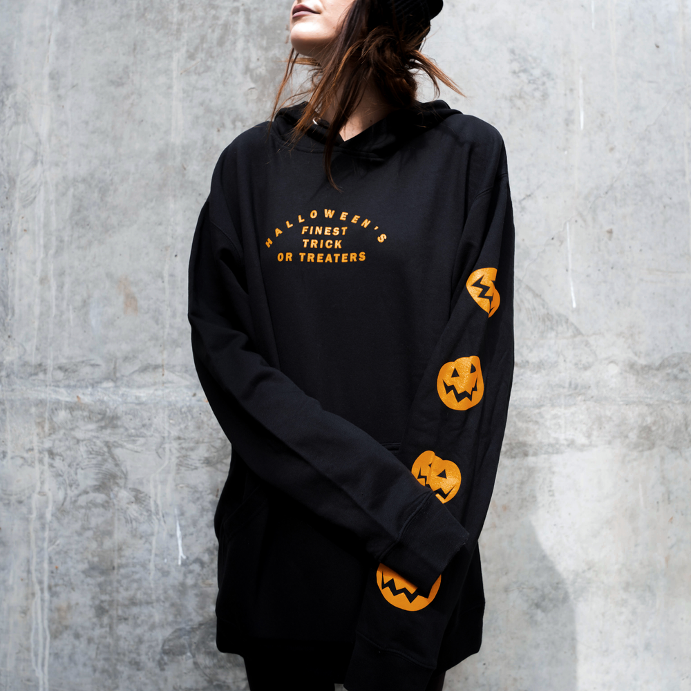 Image of Trick or Treaters Pullover Hoodie