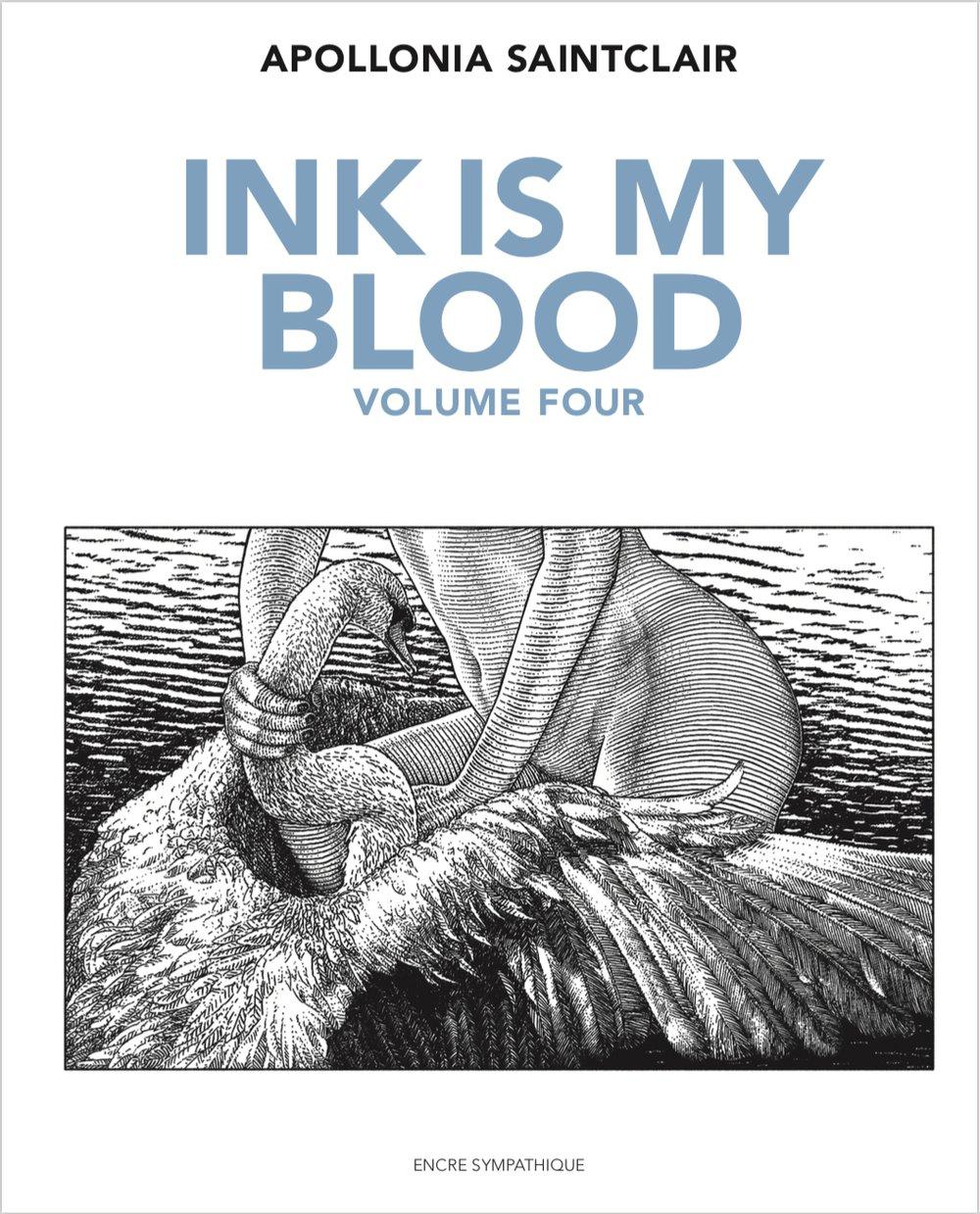 INK IS MY BLOOD - VOLUME IV