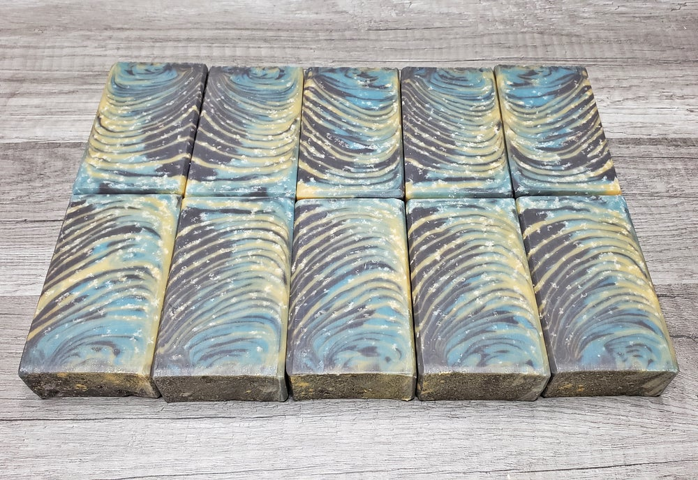 Image of NIGHT SKIES HANDMADE COLD PROCESS SOAP