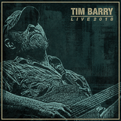 "Image of TIM BARRY ""Live 2018"" Double Cassette."