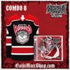 Combo 8 - Wasteland Hockey Jersey and Autographed Wasteland CD