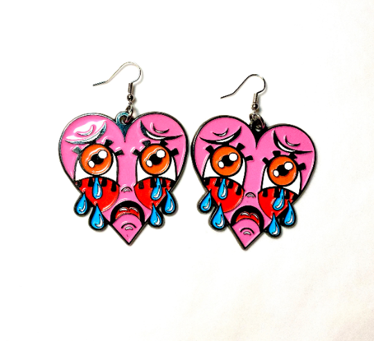 Image of Crybaby Earrings