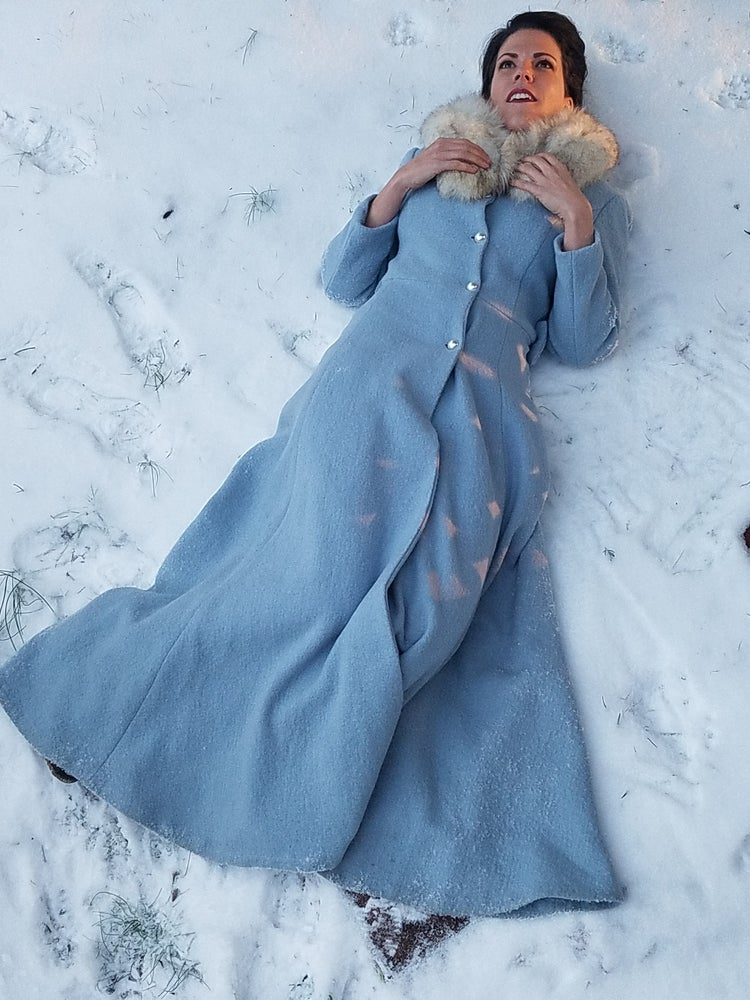 Image of Winter Wedding Coat