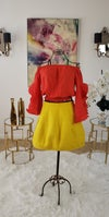 Yellow Balloon Skirt