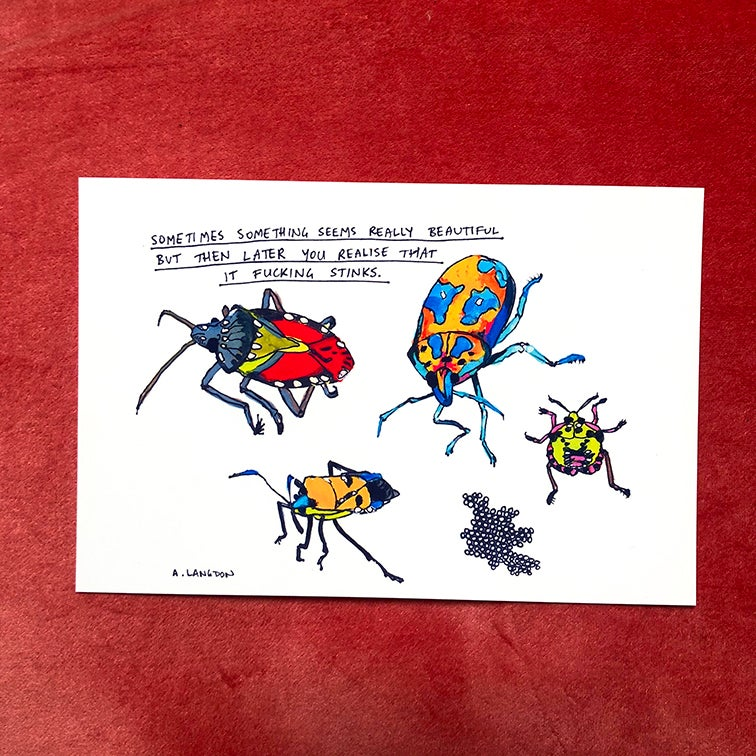 Snail Mail - Stink Bugs