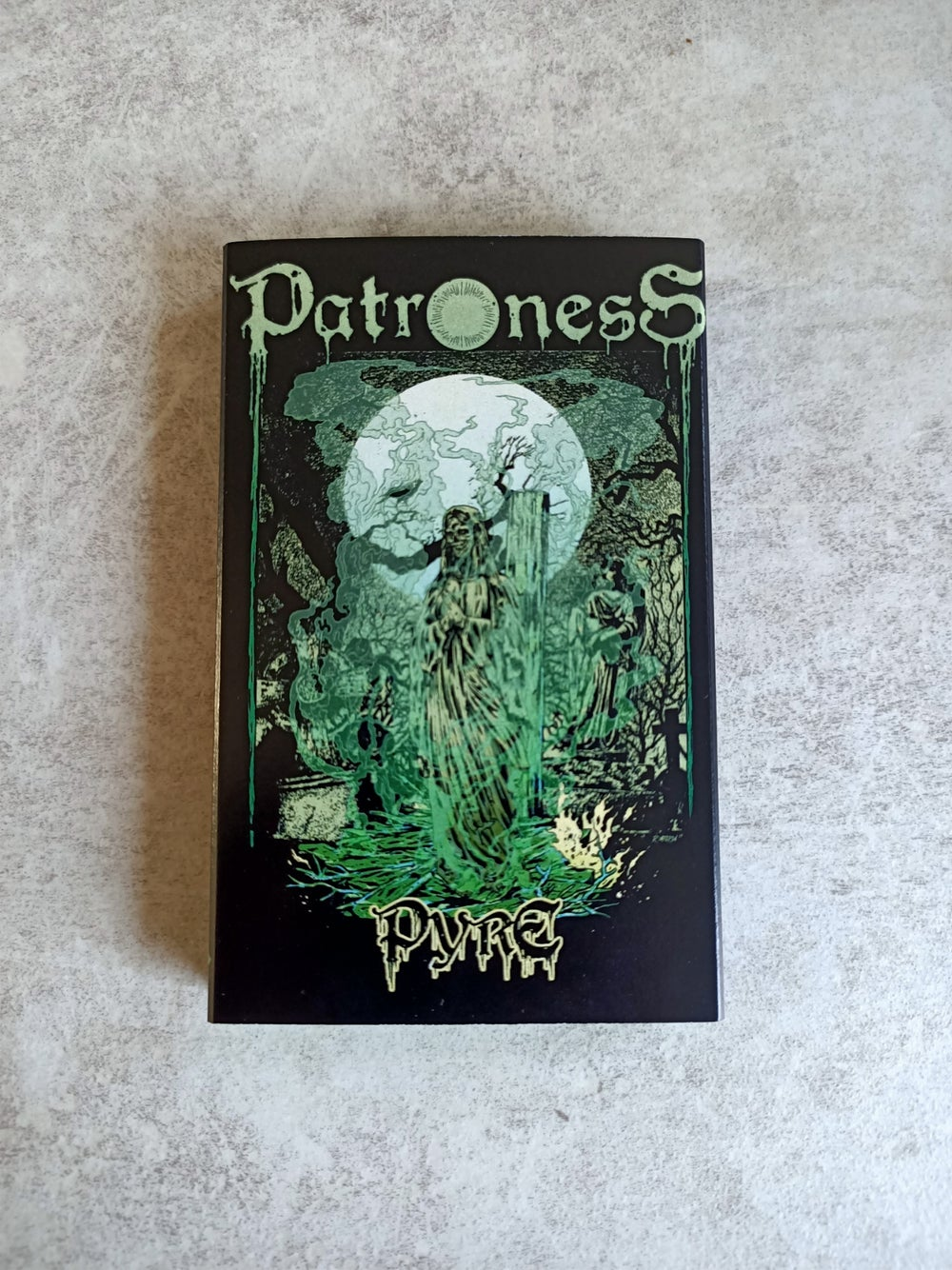 Patroness - Pyre [tape]