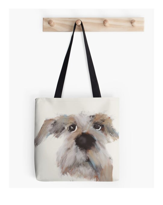 Image of Tote bag: Nothing at all?