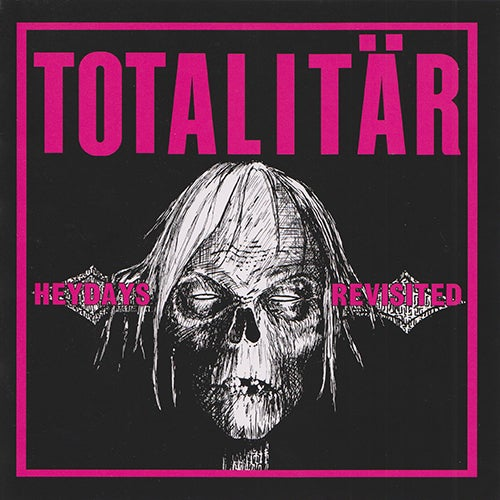 "Image of TOTALITÄR ""Heydays revisited"" 7"" E.P."