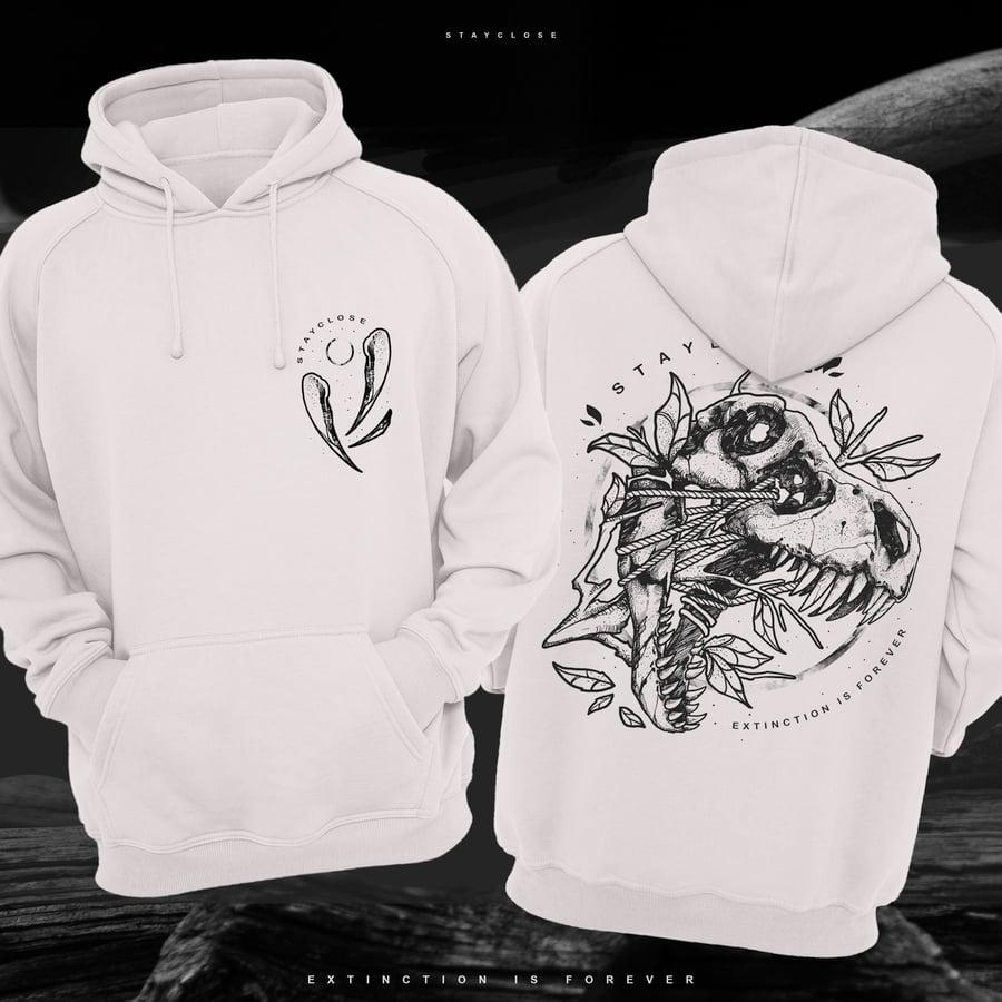 Image of Extinction hoodie