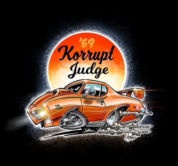 Image of KORRUPT JUDGE