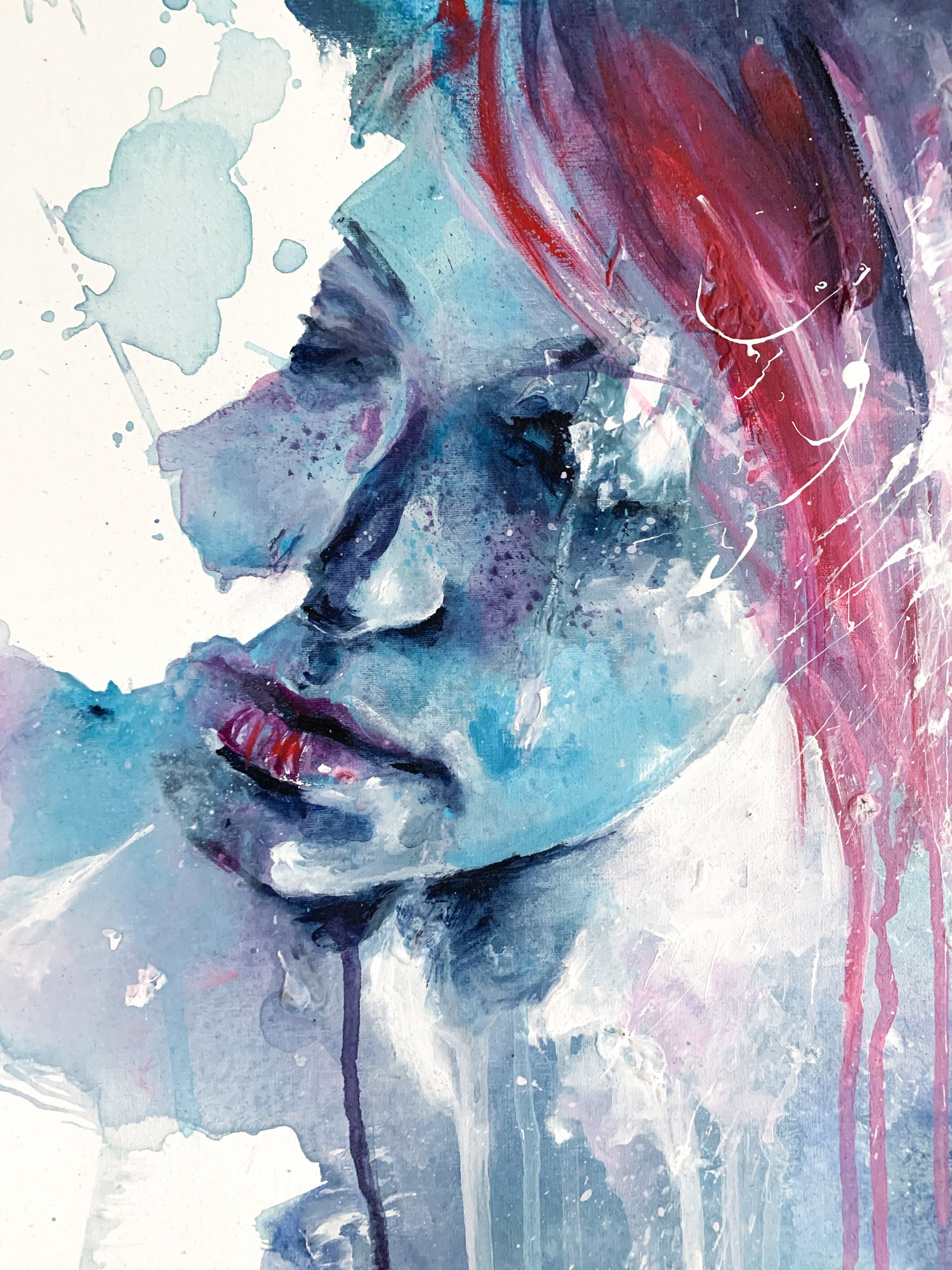 Agnes-Cecile (just one hour) memory III